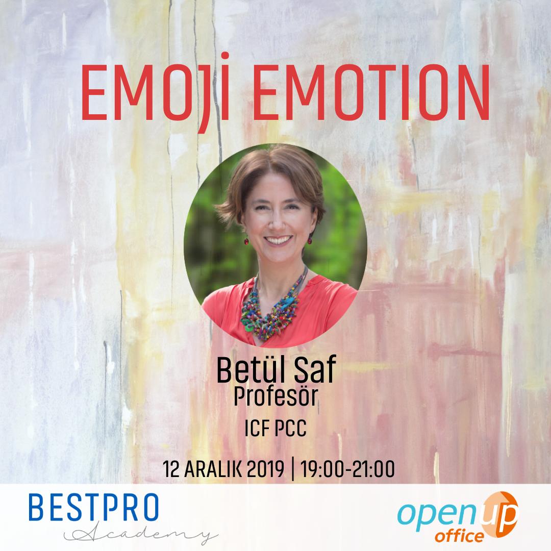 Emoji Emotion Etkinliği